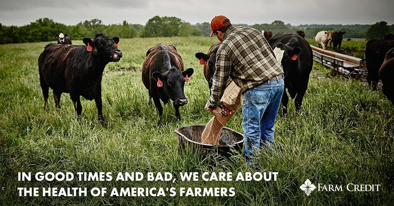 We care about the health of farmers and ranchers.