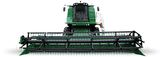 Photo of Large Combine